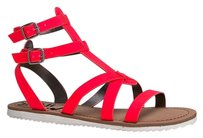Circus by Sam Edelman Orange Sandals