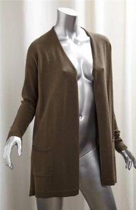 Sandro Womens Open Long Jacket Cardigan Sweater