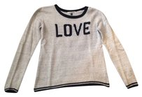 Say What? Love Casual What Sweater