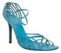 Sergio Rossi Women Blue Pumps