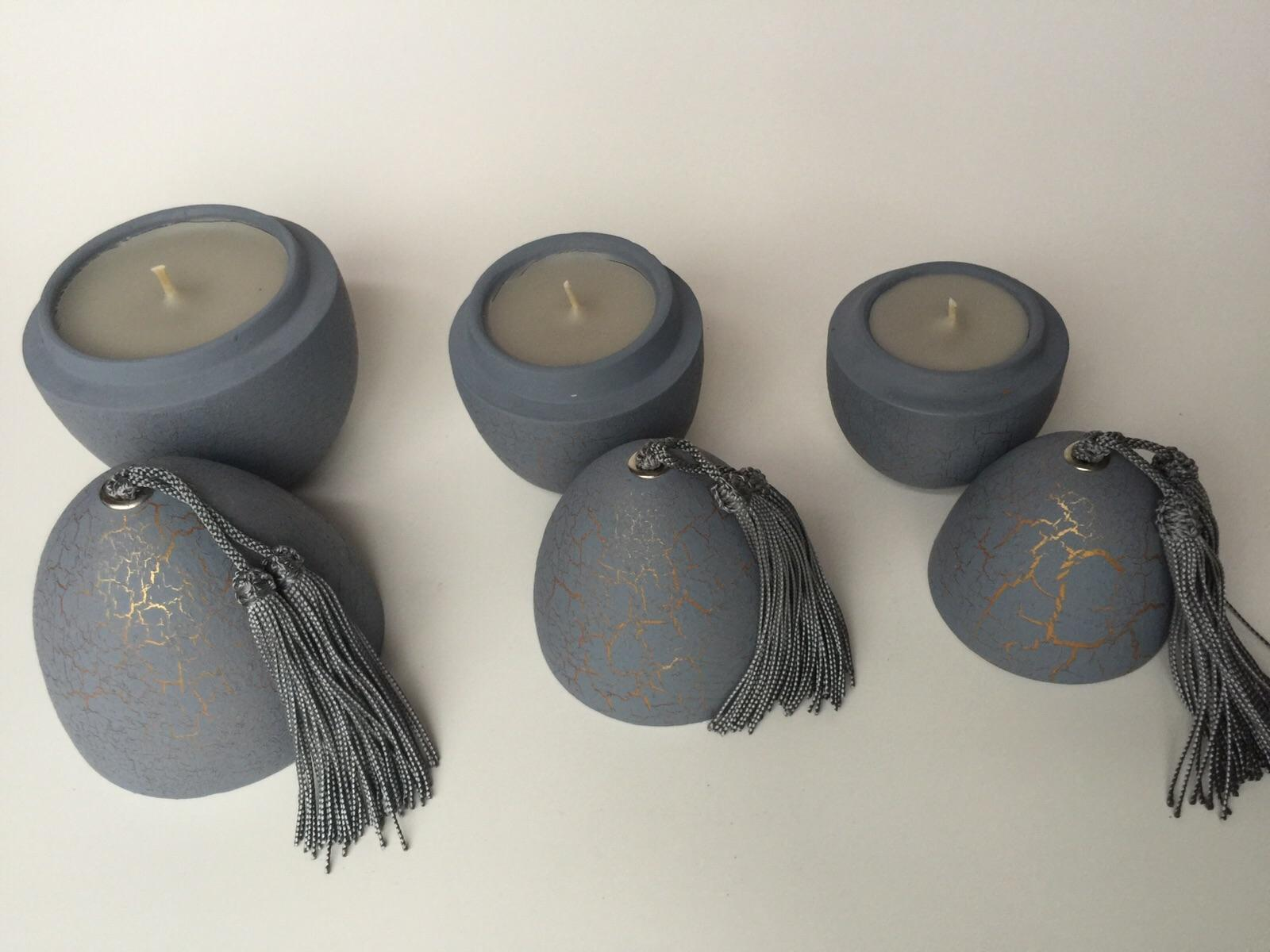 Moroccan candles - Cote bougie