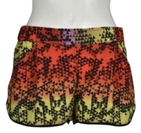 Silence + Noise Womens Shorts Red
