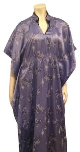 Silk oriental robe Dress