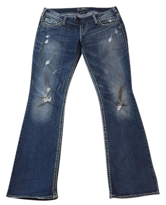 hot sale Silver Jeans Co. Flare Leg Jeans - thewatersportsfarm.com