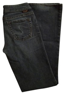 Silver Jeans Co. Suki Boot Cut Jeans-Medium Wash