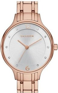Skagen Denmark Skagen Anita Rose Gold-tone Ladies Watch Skw2323