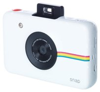 Snap White Snap Instant Print Digital Camera
