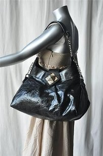 Sonia Rykiel Crackle Shoulder Bag