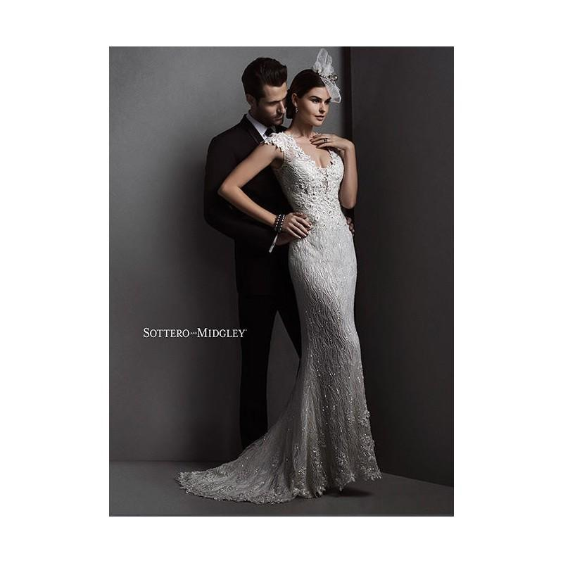 Sottero and Midgley Maggie Sottero  Ambria