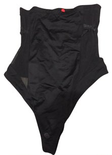 Spanx Spanx countour High wasted thong black size small