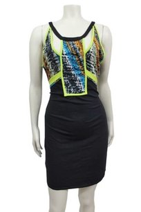 Sparkle & Fade Neon Blast Urban Outfitters Dress