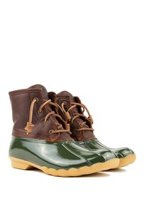 Sperry 410004212550 Green Boots