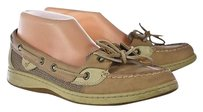 Sperry Top Sider Womens Brown Flats