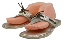 Sperry Top Sider Womens White Gold Sandals