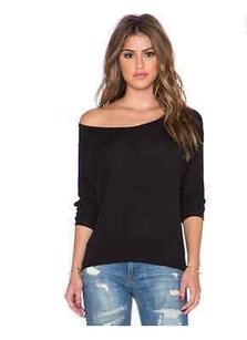 Splendid Lux Drapey Boxy Sweater