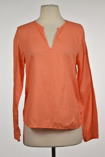 Splendid Womens Top Orange