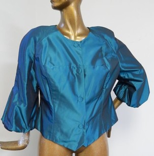 St. John St Soco Rt Evening Teal Jacket