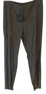 St. John Relaxed Pants Gray