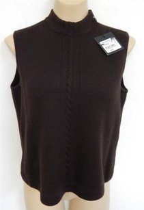 St. John St Knit Tank Shell Sweater