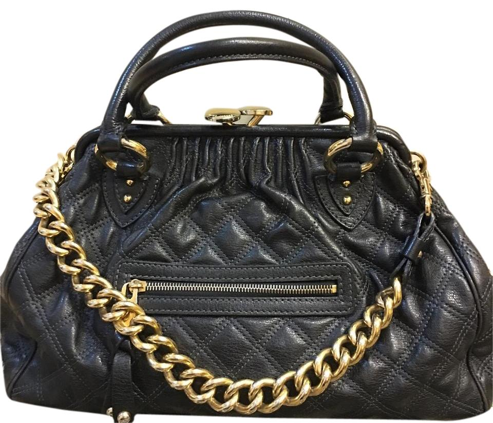 Stam Quilted Marc Jacobs satchel
