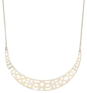 Stella & Dot Stella & Dot Avalon Crescent Necklace NIB