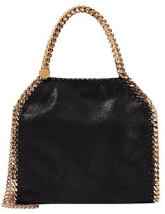 Stella McCartney Iconic Falabella Chain Faux Leather New Shoulder Bag