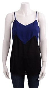 Stella McCartney Colorblock Top Black