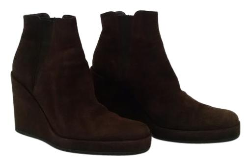Stephane Kélian Embossed Leather Booties shop for cheap price clearance with mastercard 6ZDBD1
