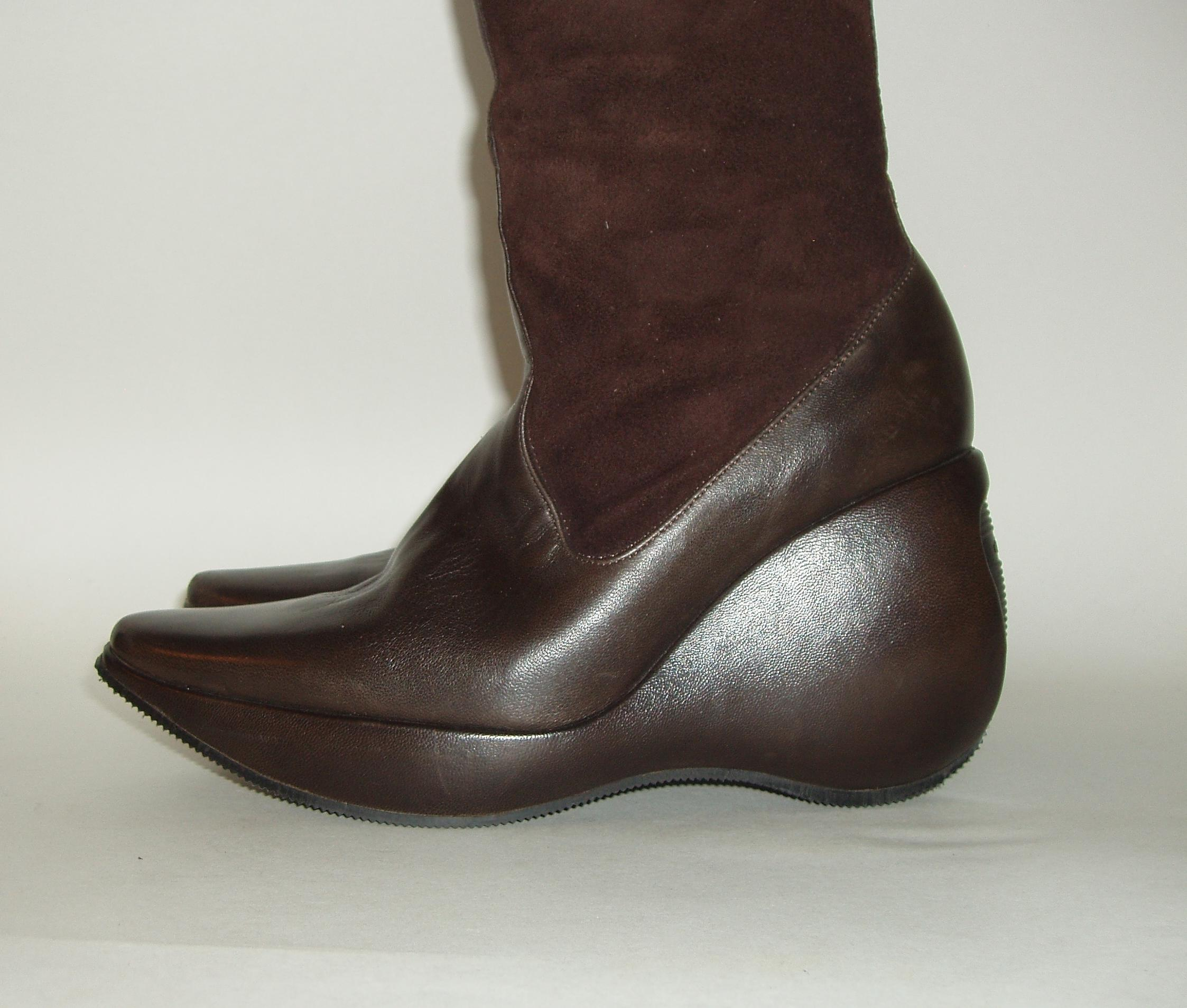 Stephane Kélian Leather Boots ldM3q