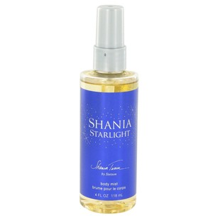 Stetson SHANIA STARLIGHT by STETSON ~ Body Mist 4 oz