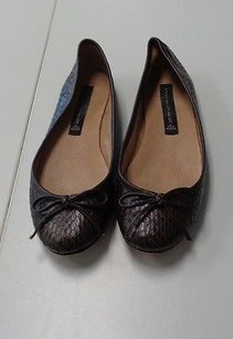 Steven by Steve Madden Brown Flats