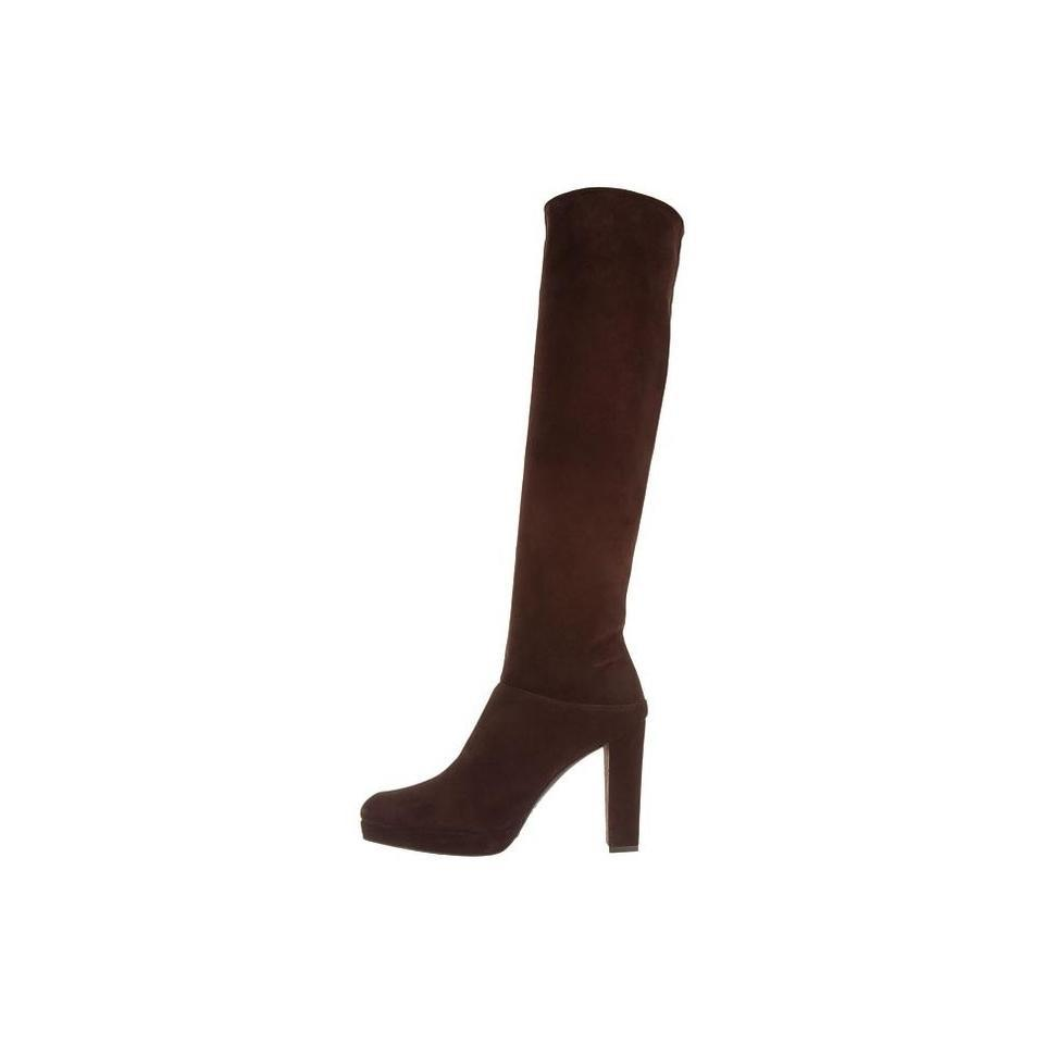 Stuart Weitzman Crushable Embossed Leather Boots largest supplier for sale Manchester cheap online free shipping best wholesale outlet footlocker pictures 100% original cheap price SZHQoXef