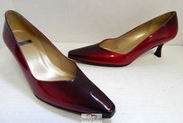 Stuart Weitzman Cranberry Red Pumps