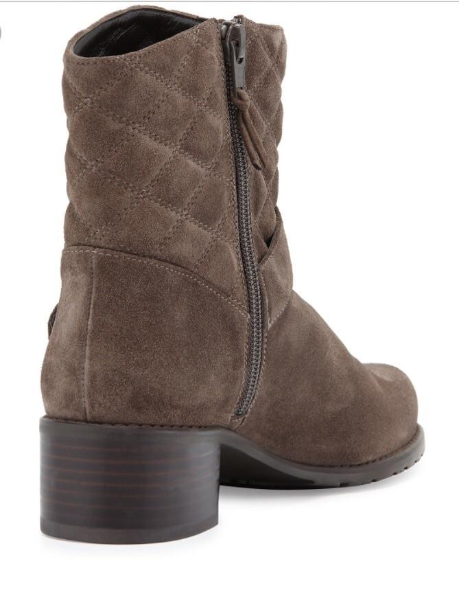 buy cheap largest supplier Stuart Weitzman Quilton Suede Boots cost for sale clearance finishline buy cheap free shipping 8JkJyUIG