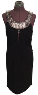Sue Wong Pleated Sequins Nwt Dress