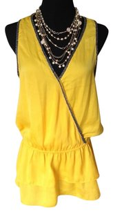Sugarlips Top Yellow