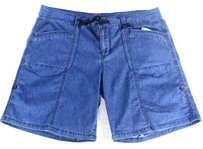 Supplies Cotton Blends Denim Shorts