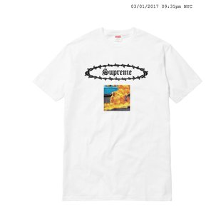 Supreme T Shirt White