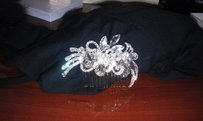 Swarovski Swavorski Crystal Hair Piece