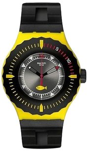 Swatch Swatch Bumble Dive Unisex Watch Suuj100
