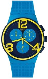 Swatch Swatch On Your Mark Unisex Watch Suss100