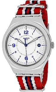 Swatch Swatch Yws407 Mens Watch White -