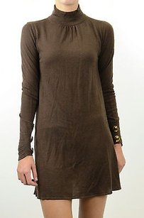 Sweetees short dress Brown Dilys Mock on Tradesy