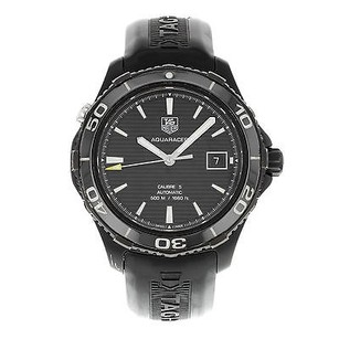 TAG Heuer Tag Heuer Aquaracer Wak2180.ft6027 Titanium Carbide Automatic Mens Watch