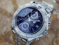 TAG Heuer Tag Heuer Link Mens Chronograph Swiss Made Stainless Watch C2010 N5