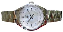 TAG Heuer Ladies Tag Heuer Carrera Mother Of Pearl Dial Wv1415 Stainless Steel Watch