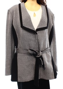 Tahari 5268l227 Basic Jacket Coat