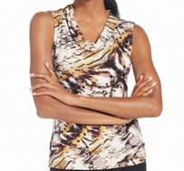 Tahari 5288m844 New With Tags Top