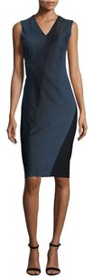 Tahari Elie Adine Sleeveless Dress