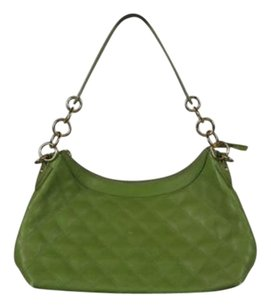 Talbots Womens Quilted Shoulder Bag